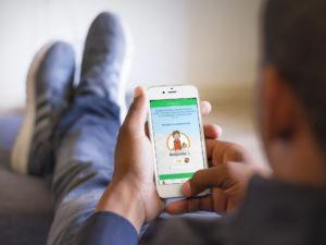 Domini Life uskoa tukeva mobiiliapplikaatio iOS Android